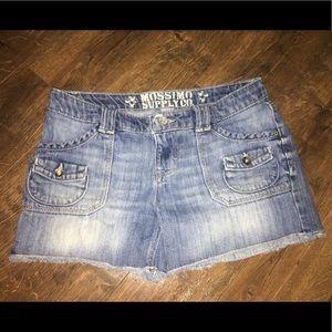 Mossimo Supply Co. Distressed Denim Shorts